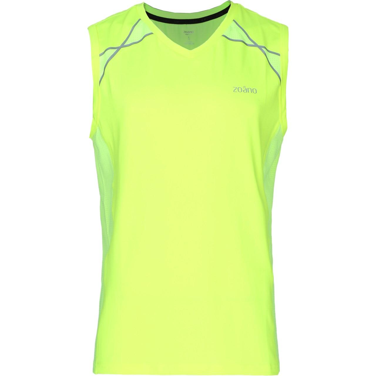 تی شرت آستین حلقه ای مردانه ژوانو مدل MUB61301-A