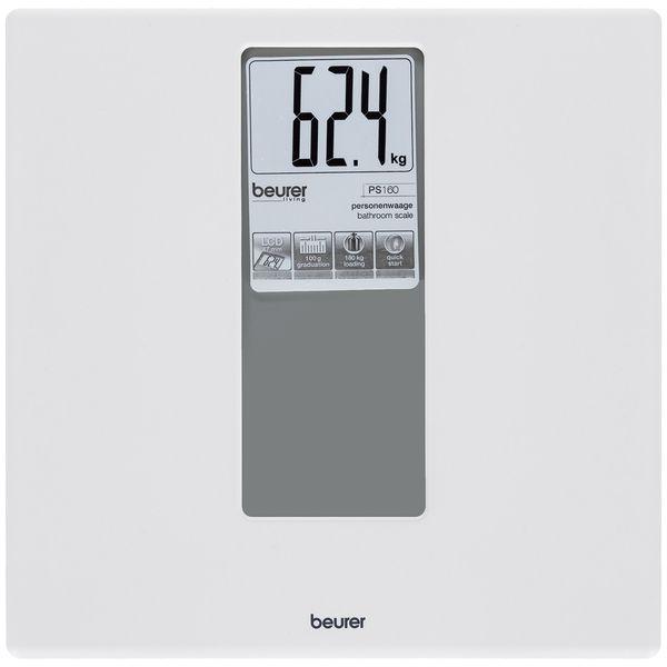 ترازو دیجیتال بیورر مدل PS160 | Beurer PS160 Digital Scale