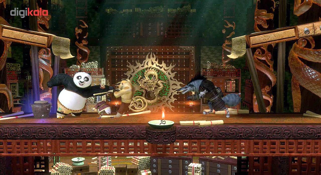 خرید اینترنتی بازی KUNG FU PANDA SHOWDOWN OF LEGENDARY LEGENDS مخصوص PS4 اورجینال
