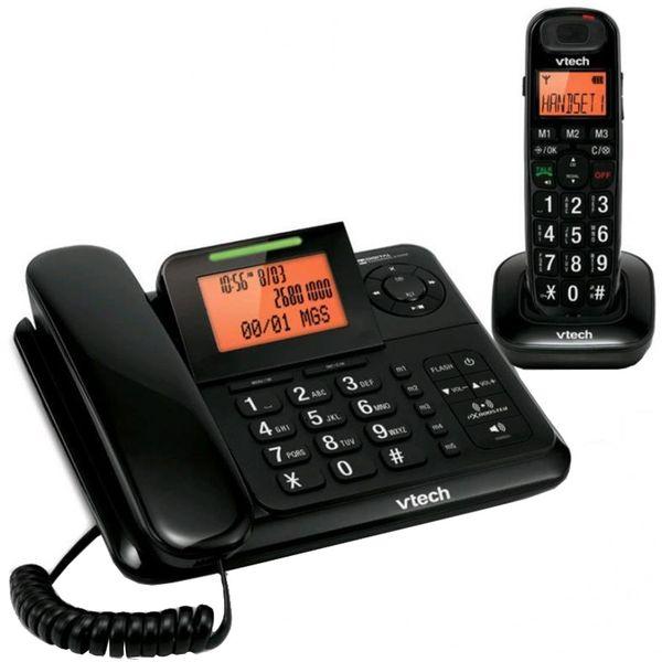 تلفن بی سیم وی تک مدل CS6147