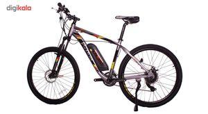 دوچرخه برقی آگونا مدل Patrol سایز 27.5  Agona Patrol Electric Bicycle Size 27.5