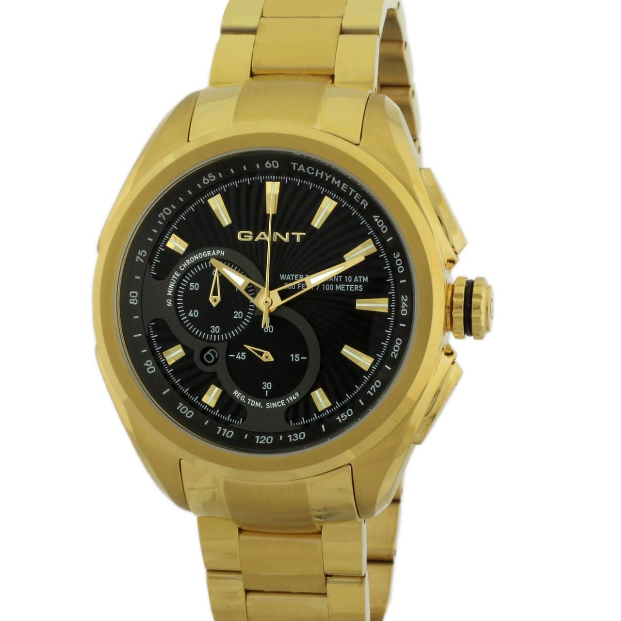 ساعت مچی عقربه ای مردانه گنت مدل GW105813