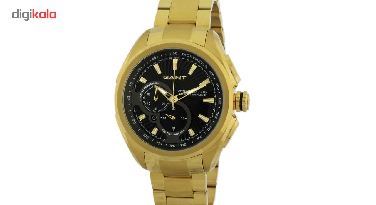 خرید ساعت مچی عقربه ای مردانه گنت مدل GW105813