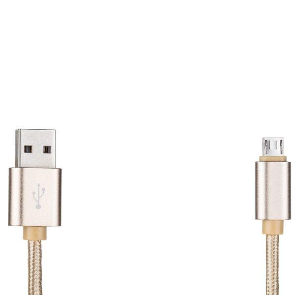 کابل تبدیل USB به microUSB ایکس.سل مدل CB-250AM طول 2.5 متر