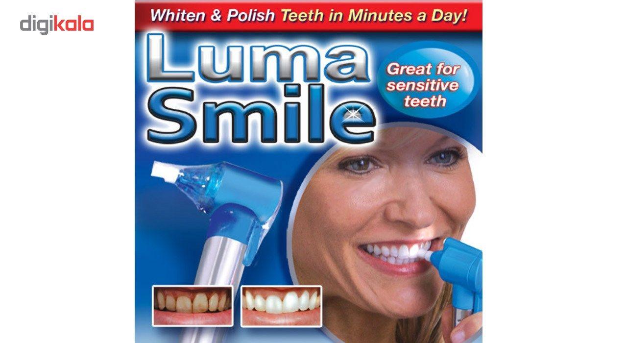 دستگاه سفید کننده دندان لوما اسمایل مدل پوپک main 1 2
