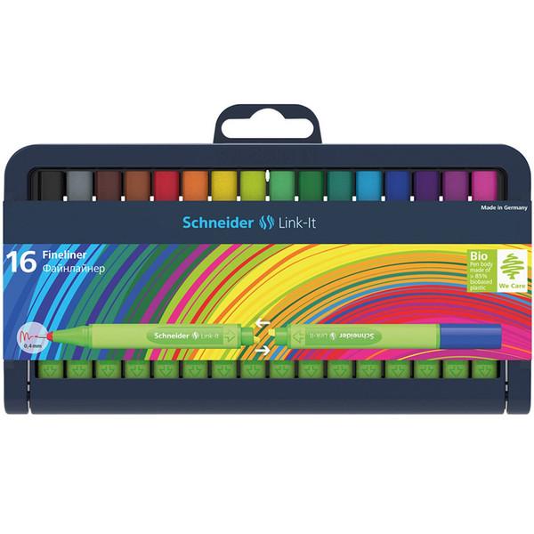 روان نویس 16 رنگ اشنایدر مدل Link-It