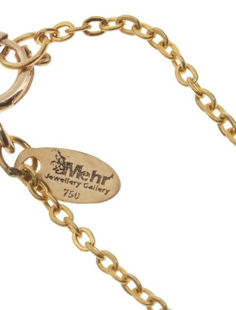 آویز ساعت طلا 18 عیار ماهک مدل MW0068 -  - 1
