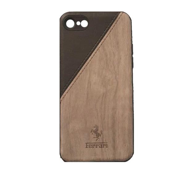 کاور طرح چرمی مدل A600 مناسب برای گوشی موبایل اپل iphone7/8