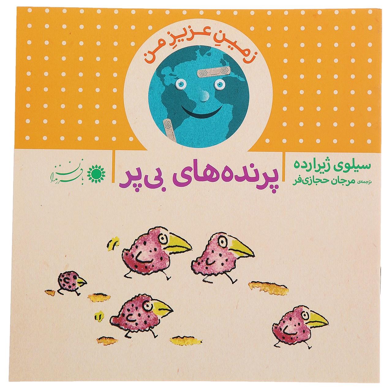 خرید                      کتاب زمین عزیز من پرنده های بی پر اثر سیلوی ژیرارده