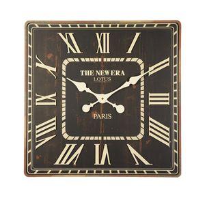 ساعت دیواری لوتوس کد MA-3330-3