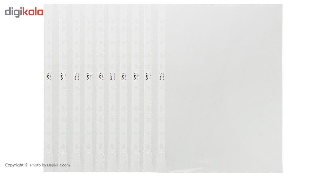 کاور کاغذ A4 پاپکو کد A4-Super-3 بسته 10 عددی main 1 1