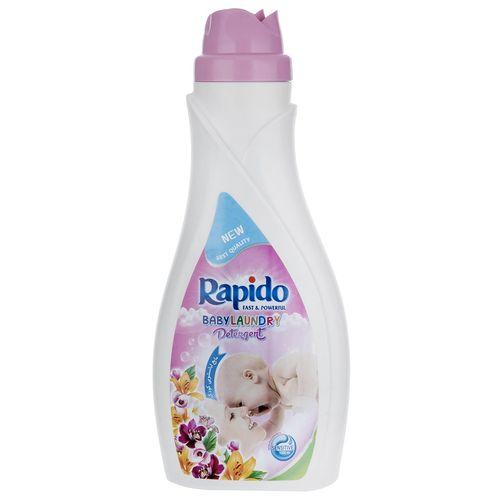 مایع لباسشویی کودک راپیدو حجم 1.5 لیتر