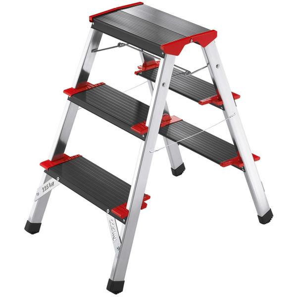 نردبان کوچک سه پله هایلو مدل L90 225-4423001