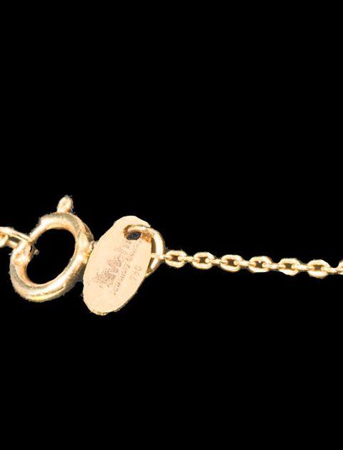گردنبند طلا 18 عیار ماهک مدل MM0606 -  - 5