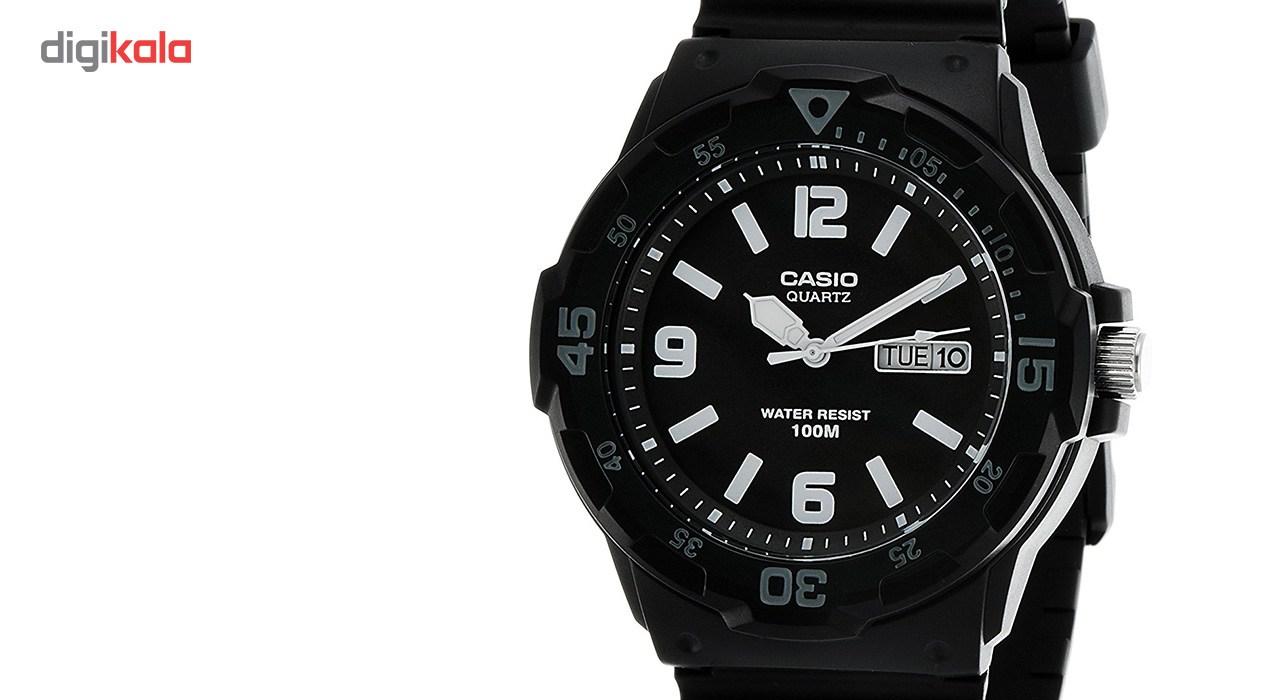 ساعت مچی عقربه ای مردانه کاسیو مدل MRW-200H-1B2VDF