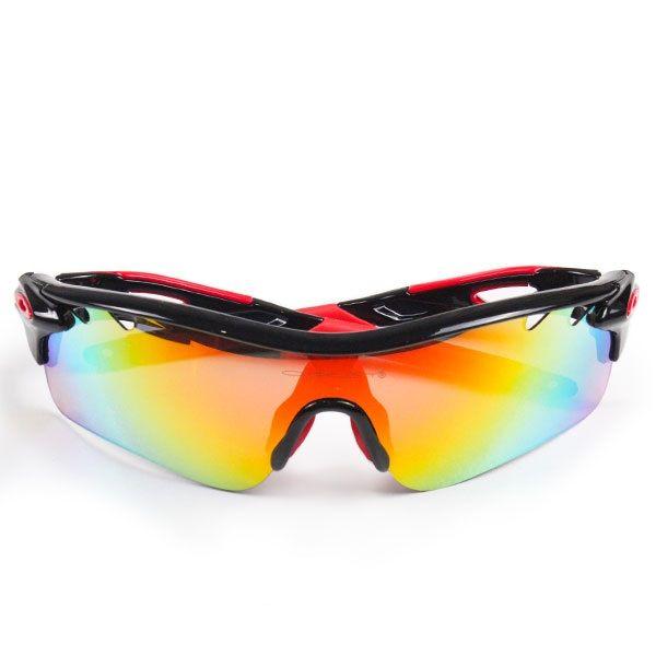عینک ورزشی اوکلی مدل E300