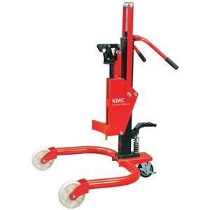 بشکه بر دستی هیدرولیک KMC مدل YTC0.3A ظرفیت 300 کیلوگرم
