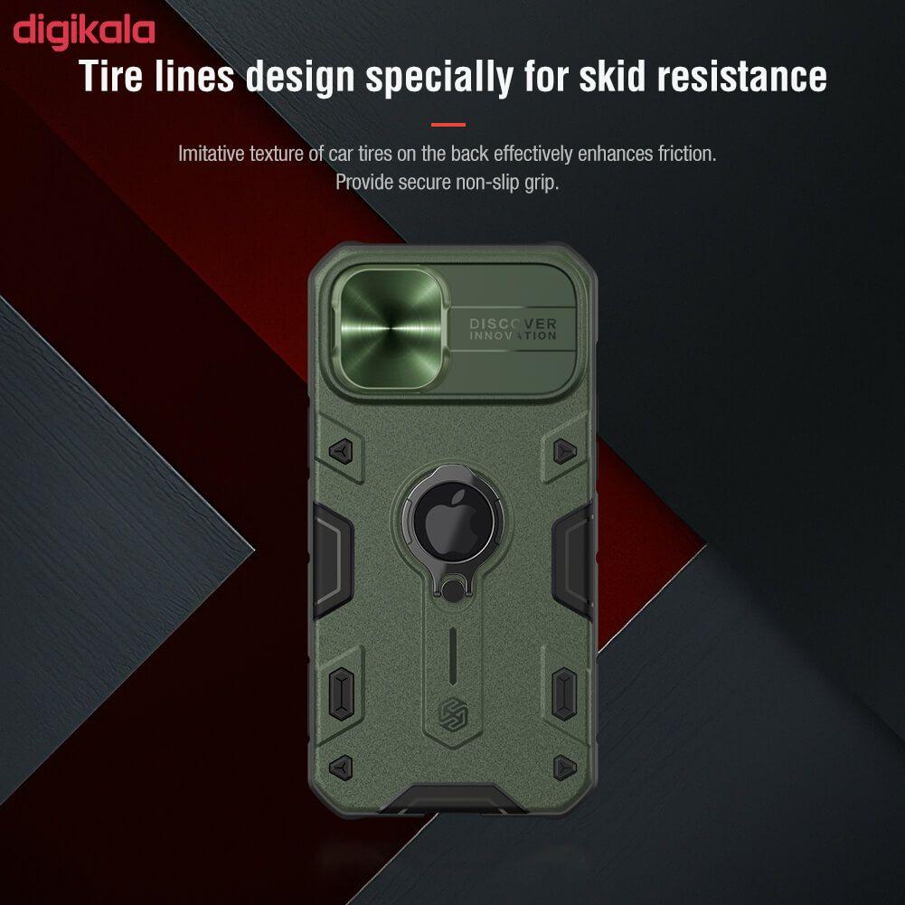 کاور نیلکین مدل CamShield Armor مناسب برای گوشی موبایل اپل iPhone 12 Pro Max main 1 21