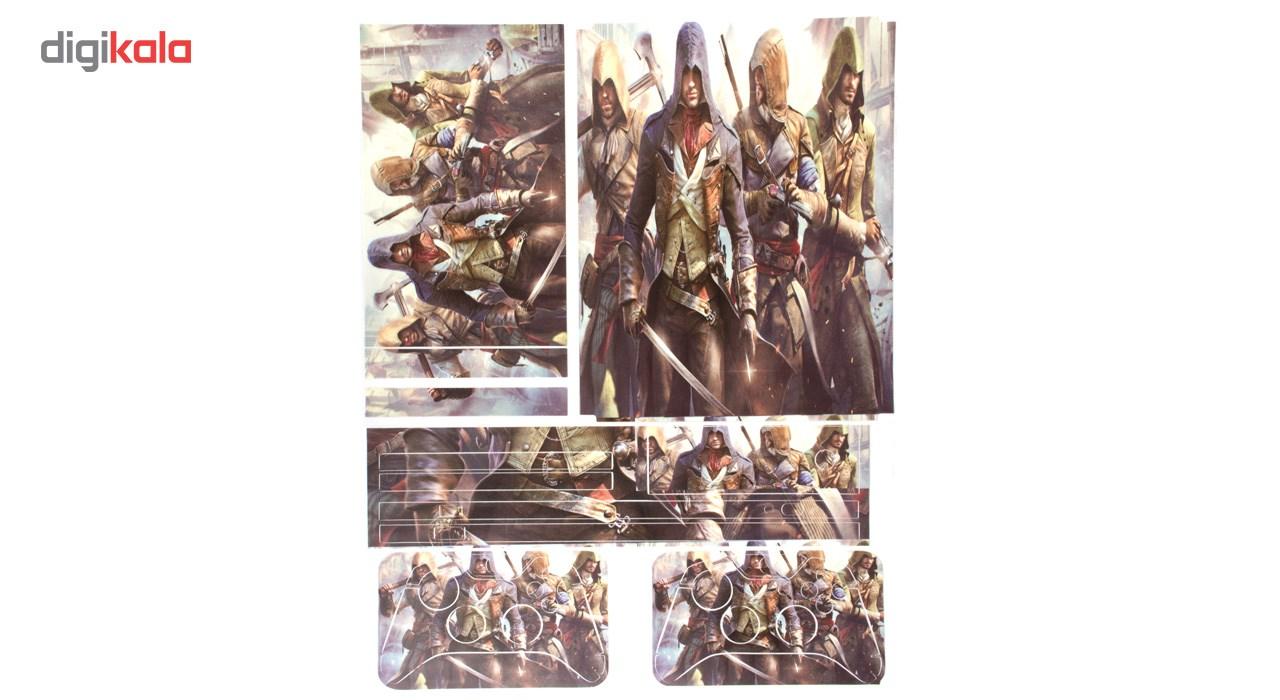 برچسب ایکس باکس وان مدل Assassin Creed