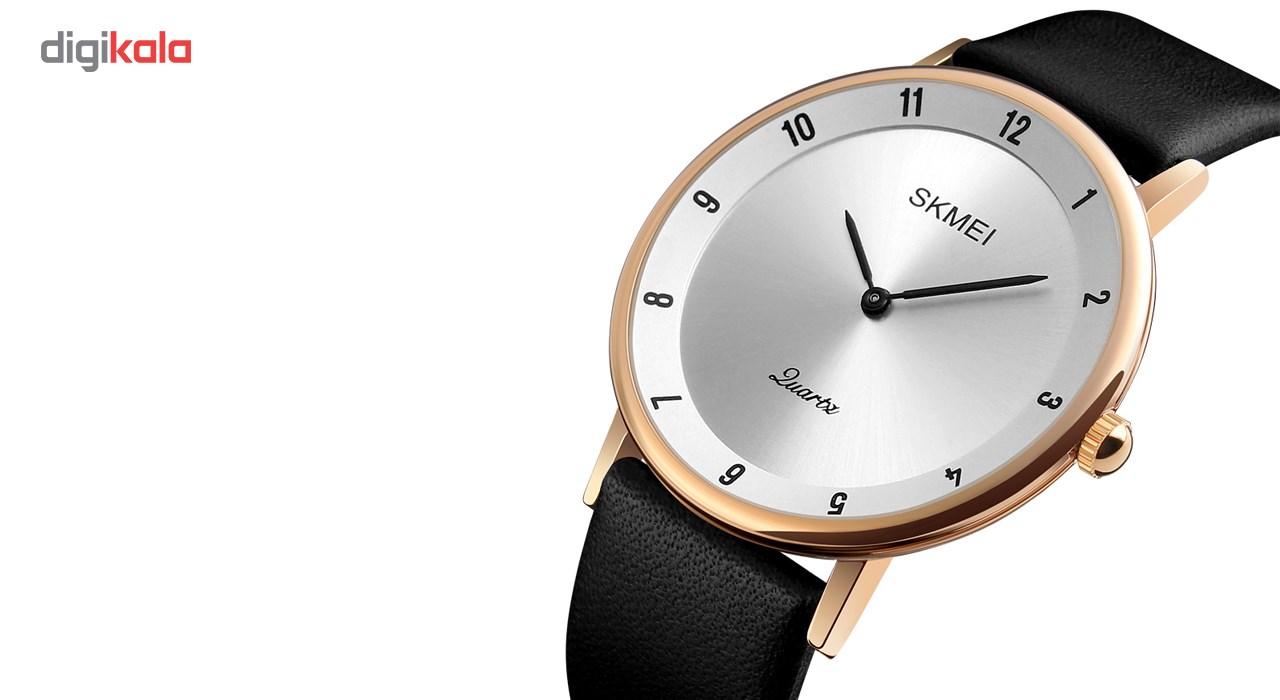 خرید ساعت مچی عقربه ای مردانه اسکمی مدل 1263  کد 01