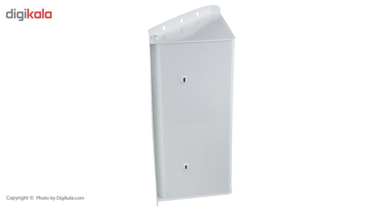 قفسه حمام سنی پلاستیک مدل Marco main 1 4