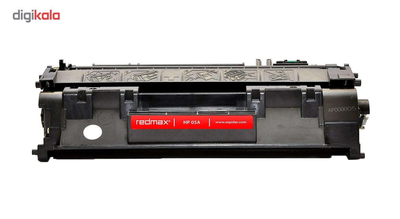 قیمت                      تونر مشکی ردمکس مدل 05A