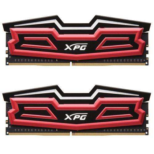 رم کامپیوتر دو کاناله DIMM ای دیتا مدل XPG SPECTRIX D40 با فرکانس 2400 مگاهرتز ظرفیت 16 گیگابایت