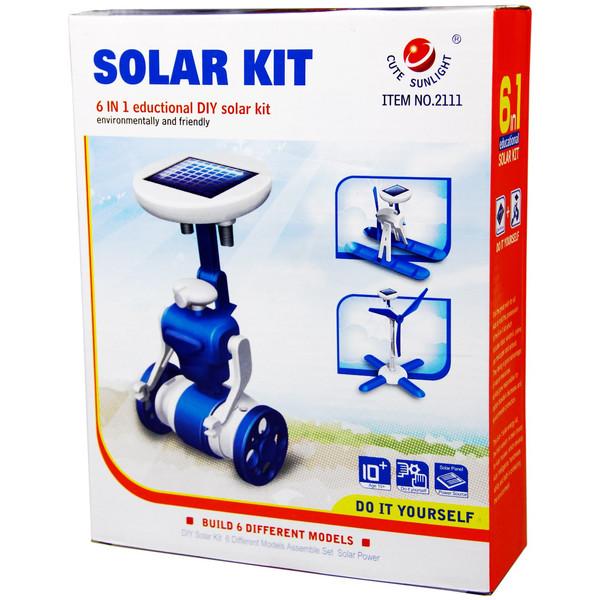 بازی آموزشی خورشیدی 6 در 1 کیوت سان لایت مدل 2011