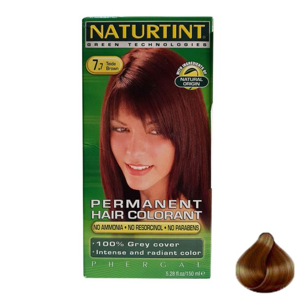 کیت رنگ مو ناتورتینت  شماره 7.7