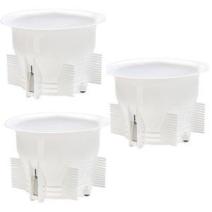 چاه بست توالت طرح دو درب مدل Yeni بسته 3 عددی