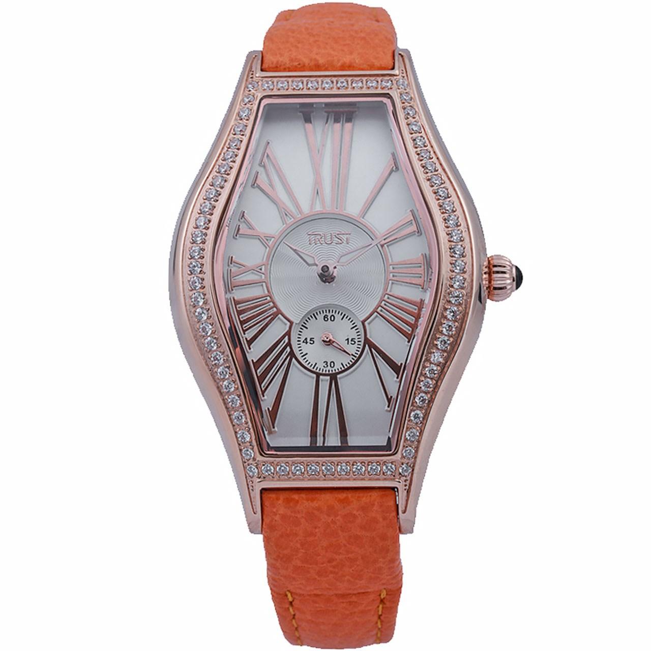 ساعت مچی عقربه ای زنانه تراست مدل L502CKI
