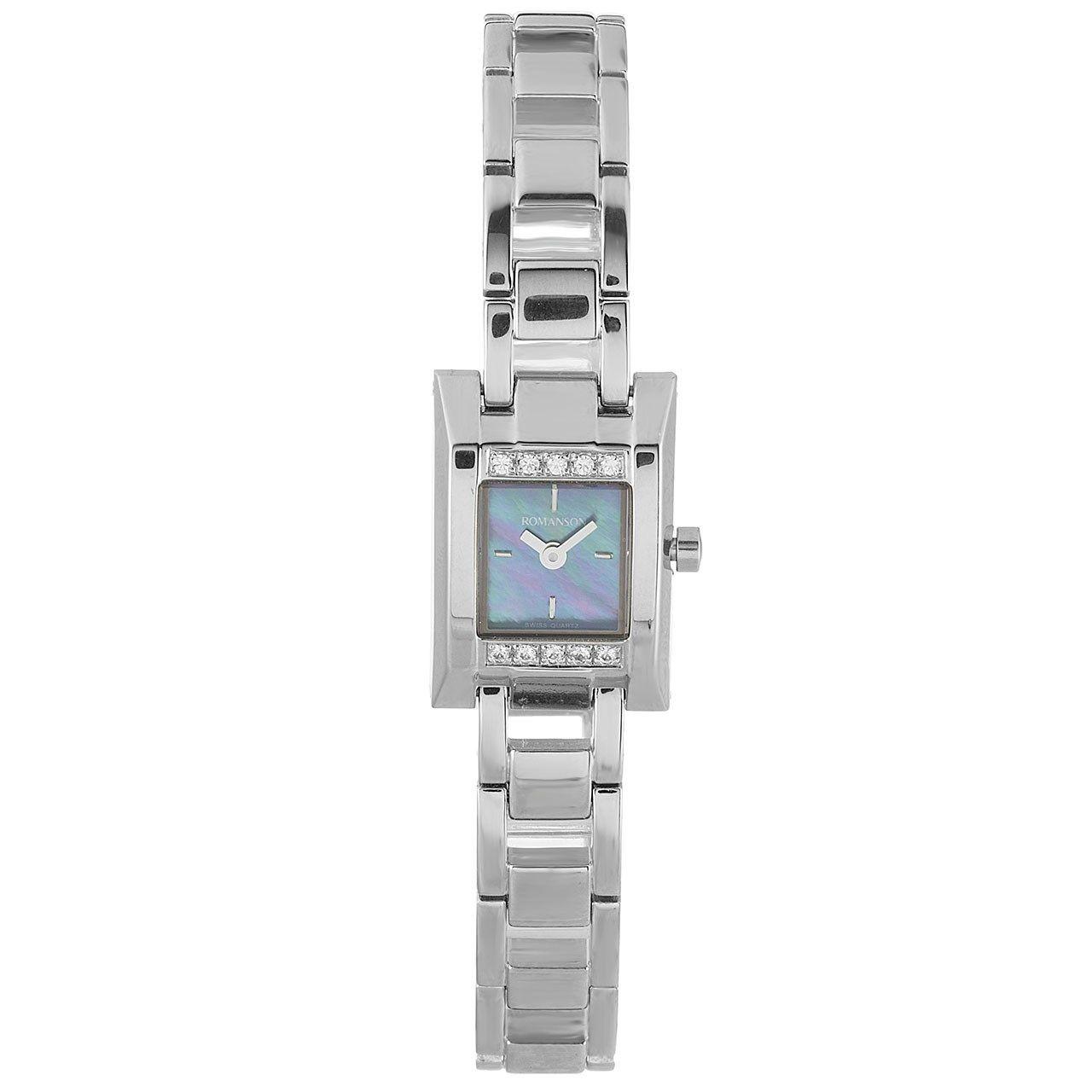ساعت مچی عقربه ای زنانه رومانسون مدل RM9241QL1WM32W -  - 1