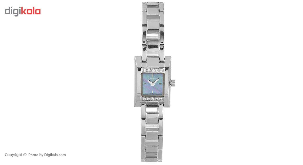 ساعت مچی عقربه ای زنانه رومانسون مدل RM9241QL1WM32W -  - 2