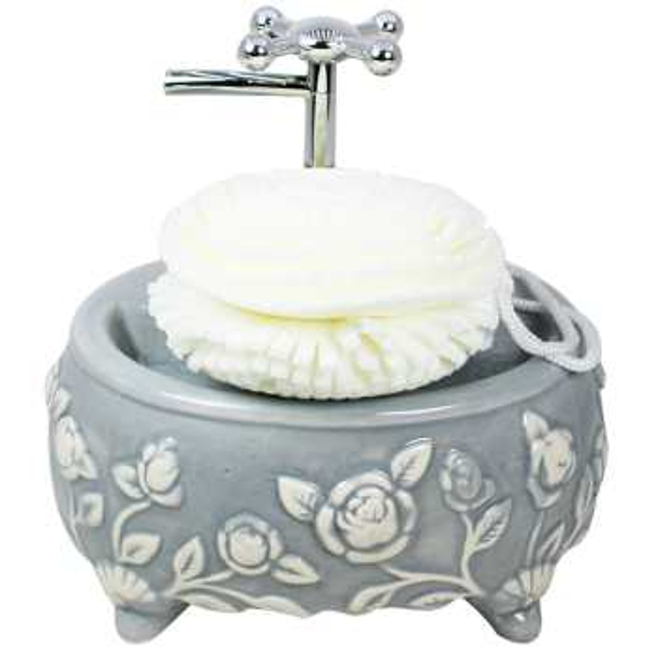 پمپ مایع ظرفشویی مدل Flower 02