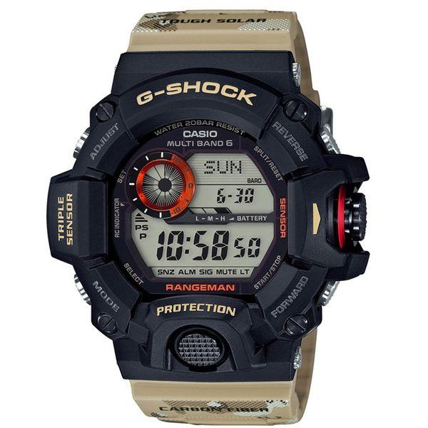 ساعت مچی دیجیتالی مردانه کاسیو جی شاک مدل GW-9400DCJ-1DR