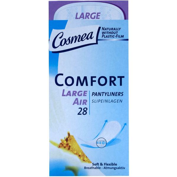 پد بهداشتی روزانه کاسمیا مدل Comfort بسته 28 عددی