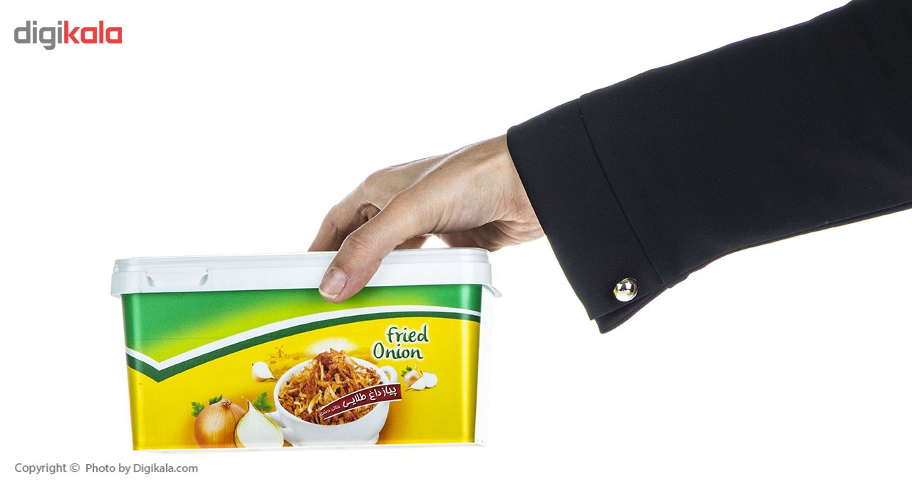 خلال پیاز سرخ شده الیت مقدار 250 گرم