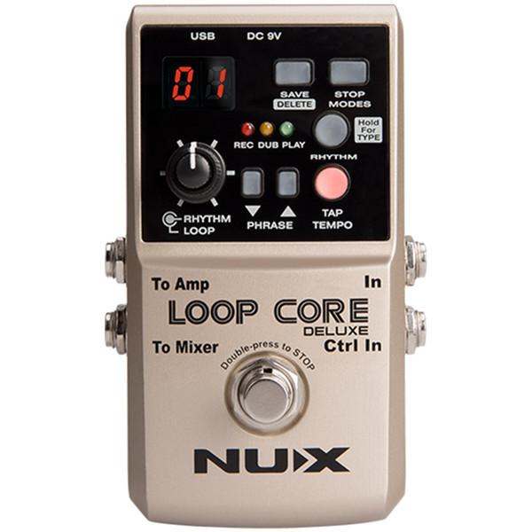 افکت گیتار ان یو ایکس مدل Loop Core Deluxe