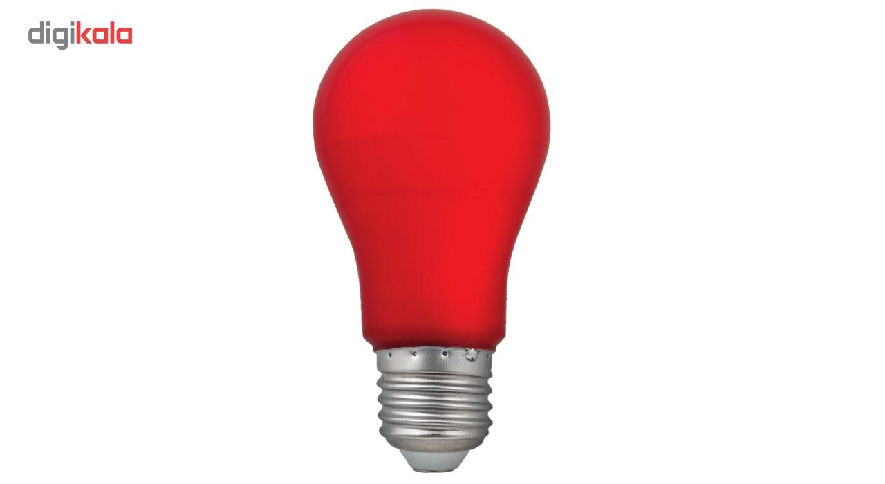 لامپ ال ای دی 9 وات هالی استار کد A60 پایه E27  main 1 1