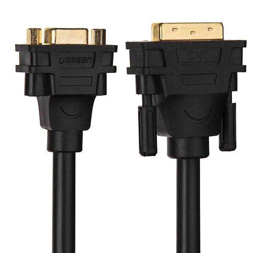 کابل تبدیل DVI به VGA یوگرین مدل 30499 طول 0.15 متر
