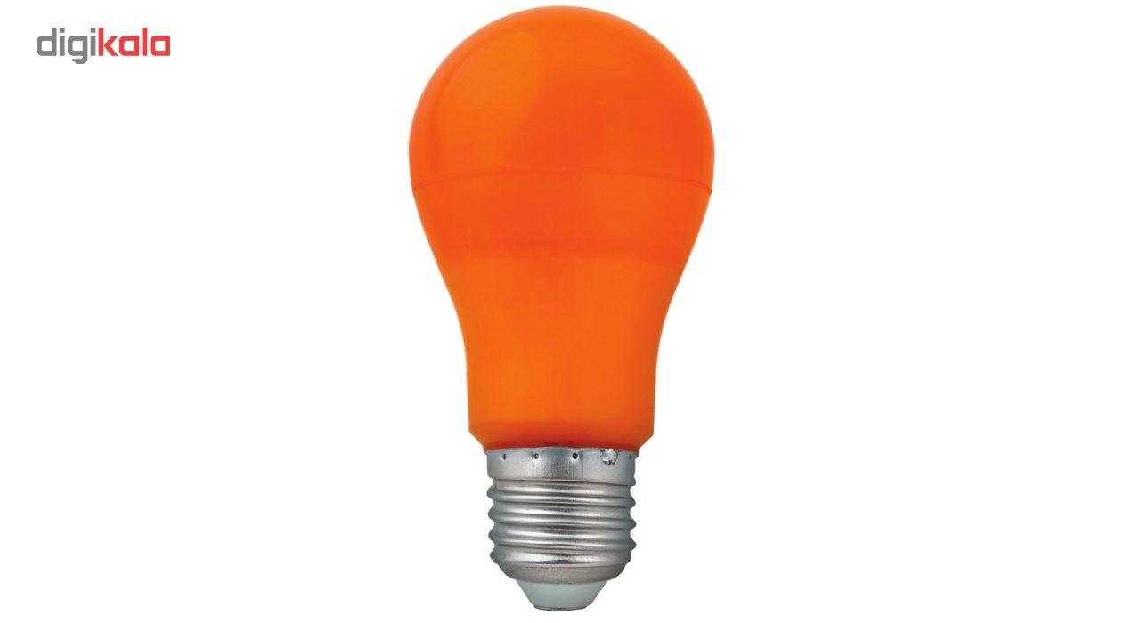 لامپ ال ای دی 9 وات هالی استار کد A60 پایه E27  main 1 2