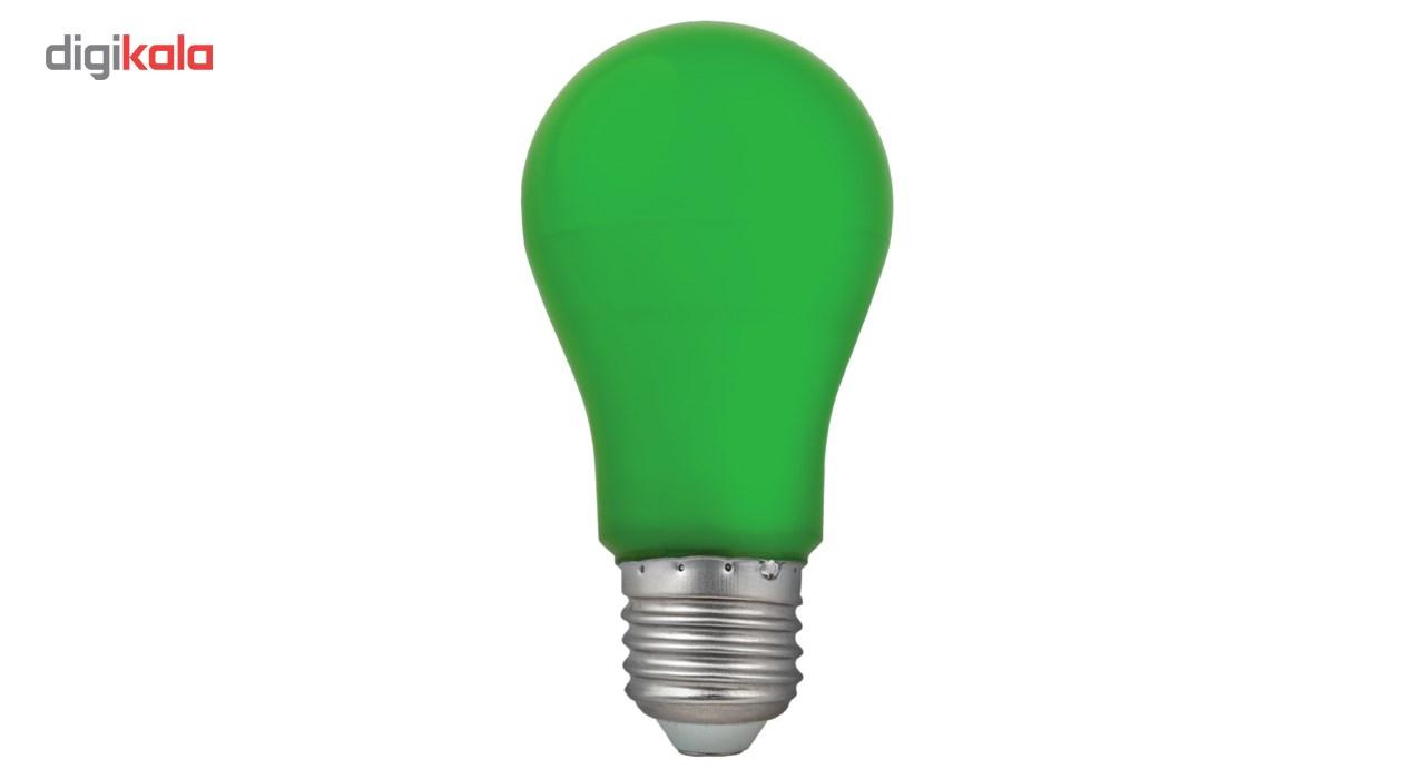 لامپ ال ای دی 9 وات هالی استار کد A60 پایه E27  main 1 3