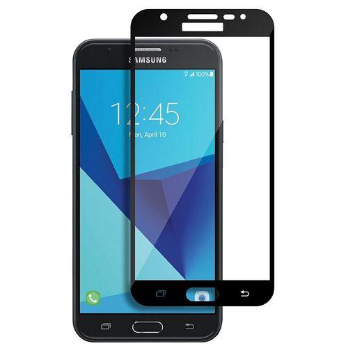 محافظ صفحه نمایش شیشه ای ریمو مدل Full Cover مناسب برای گوشی موبایل سامسونگ گلکسی J7 Prime