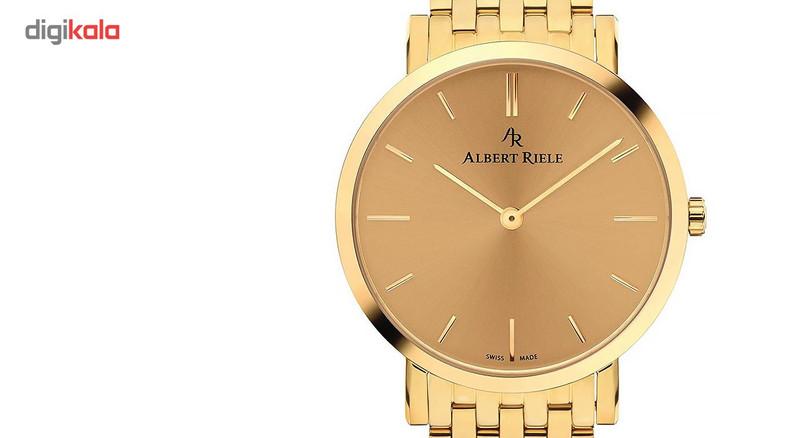 ساعت مچی عقربه ای آلبرت ریله مدل 018UQ19-SY99I-SY