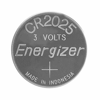 باتری سکه ای انرجایزر مدل CR2025