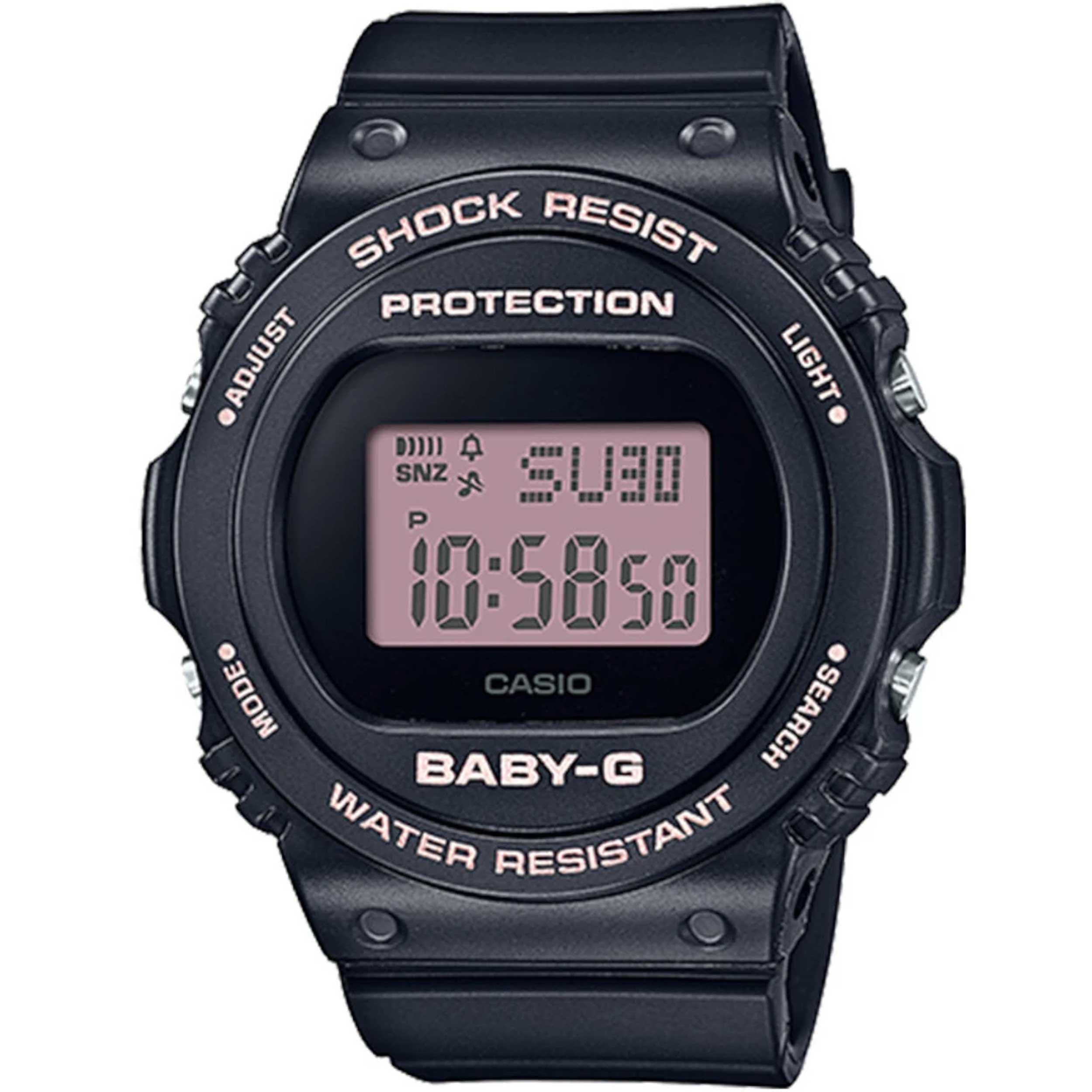 ساعت مچی دیجیتال مردانه کاسیو مدل BGD-570-1BDR