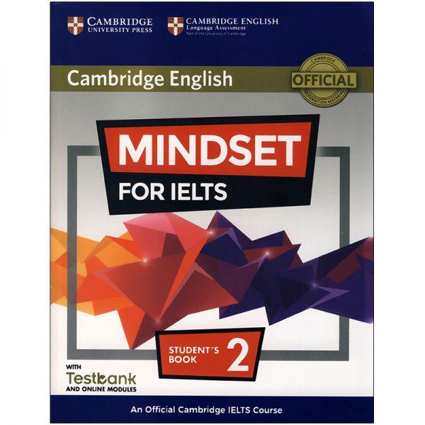 خرید                      کتاب Mindset for IELTS 2 اثر جمعی از نویسندگان انتشارات زبان مهر