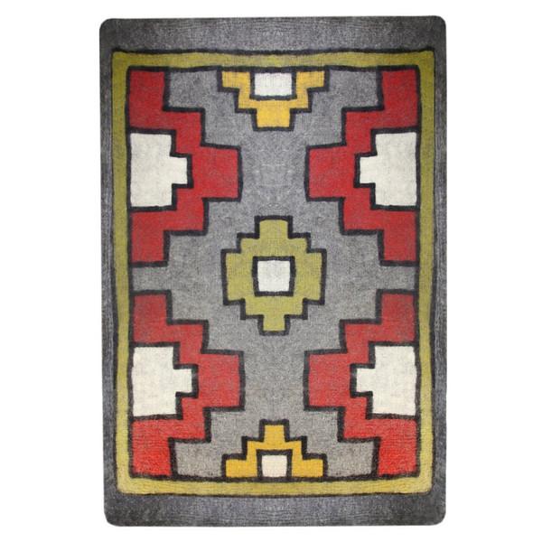 نمد فرش هشت متری گالری ماها کد 199008
