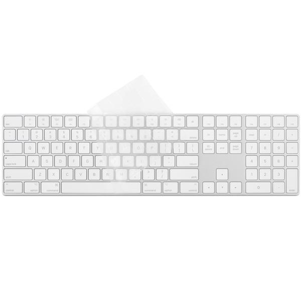 محافظ کیبورد موشی مدل ClearGuard MK مناسب برای Magic Keyboard