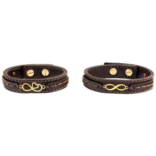 ست دستبند چرمی میو مدل BMS01